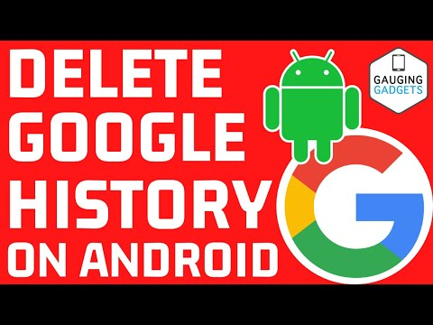 How Do I Delete Google Search Bar History On Android Phone